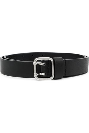 Diesel Buckle-fastening leather belt