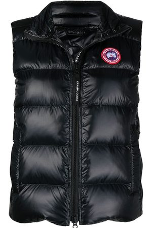 Canada Goose Zip-up padded down gilet