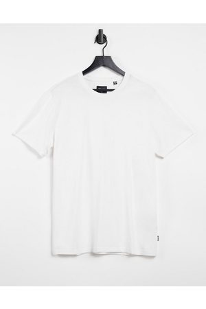 Only & Sons Pique t-shirt in