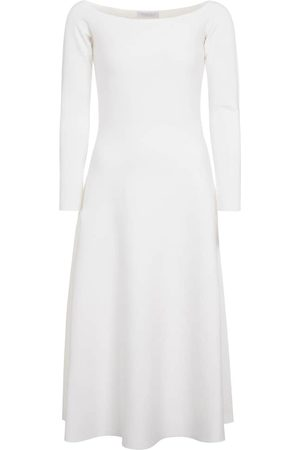 GABRIELA HEARST Gurshka wool and silk midi dress