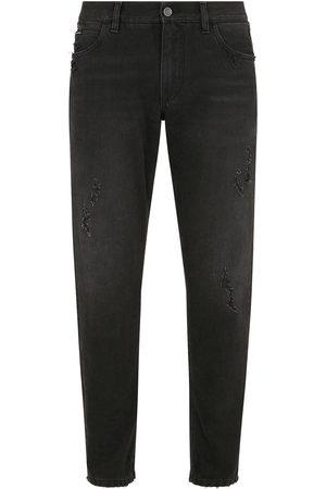 Dolce & Gabbana Tapered leg jeans