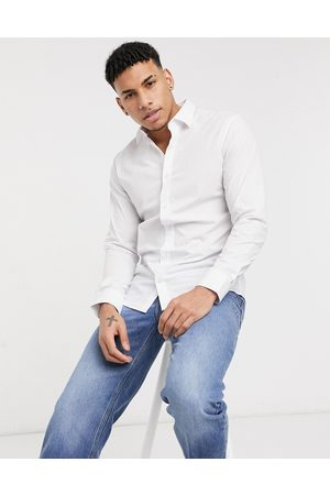 Jack & Jones Essentials smart shirt in slim fit