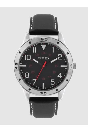 Timex Men Black Analogue Watch TW00ZR291E