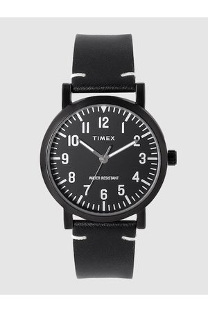 Timex Men Black Analogue Watch TW00ZR283E
