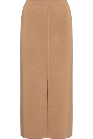 GABRIELA HEARST Hodgins wool, cashmere and silk midi skirt