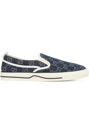 Gucci Men's Tennis 1977 Slip-on Sneakers