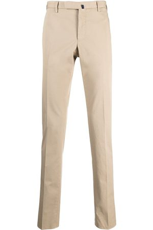 Incotex Slim-cut chino trousers