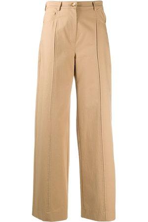 Nanushka Women Trousers - Bowen high-wasited trousers
