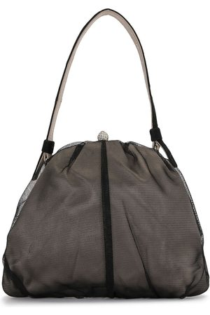 Dolce & Gabbana Women Tote Bags - Sheer-panelled tote bag