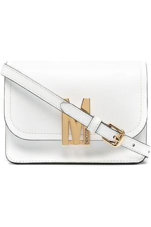Moschino Women Shoulder Bags - M-logo crossbody bag