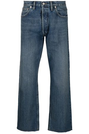 Maison Margiela Men Straight - Straight-leg denim jeans