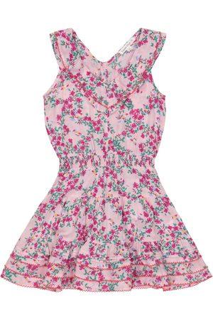 POUPETTE ST BARTH Della floral dress