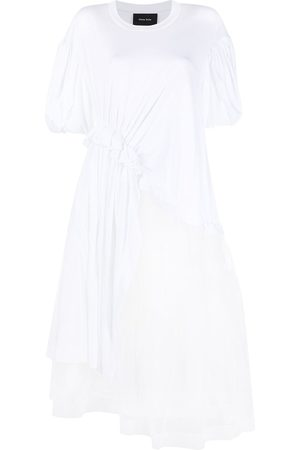 Simone Rocha Panelled mid-length dress
