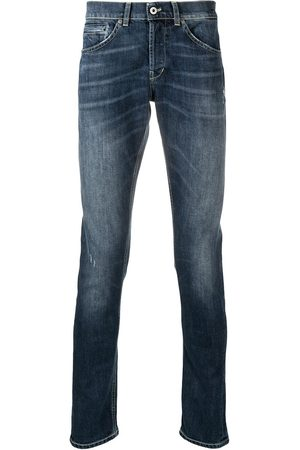 Dondup Mid-rise slim fit jeans