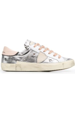 Philippe model Prsx Metal low-top sneakers