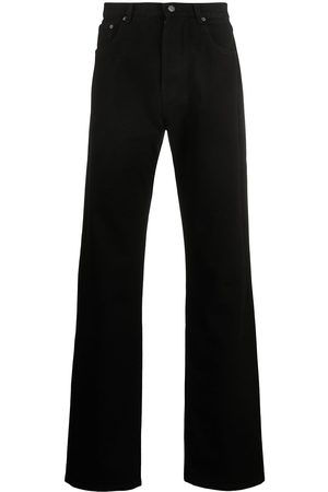 Kenzo Five-pocket straight-leg jeans