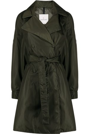 Moncler Meboula padded trench coat