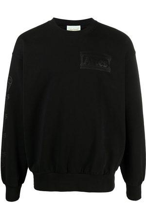 ARIES Temple logo-print sweatshirt