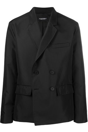 A-cold-wall* Double-breasted blazer