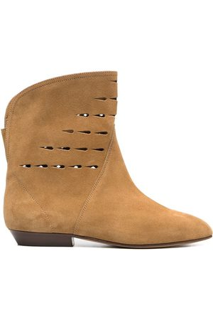 Isabel Marant Women Ankle Boots - Cut-out detail ankle boots