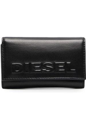 Diesel Embossed-logo key case