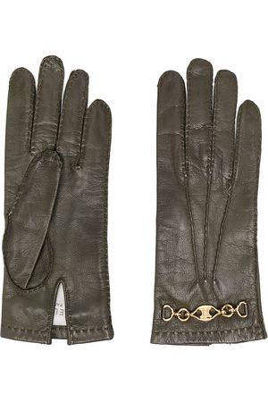 Céline 1970s pre-owned gloves