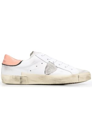 Philippe model Prsx Mixage Crackle low-top sneakers