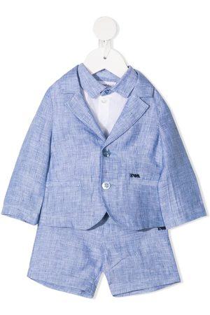 Emporio Armani Linen suit set