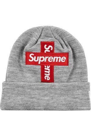 "Supreme New Era cross box-logo beanie ""FW 20"""