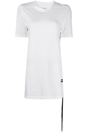 Rick Owens Logo-patch short-sleeve T-shirt