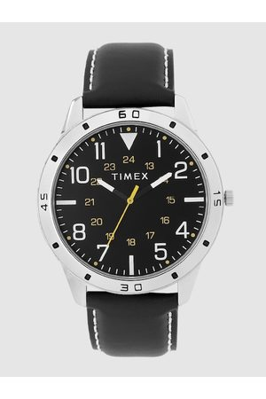 Timex Men Black Analogue Watch TW00ZR289E