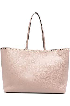 VALENTINO GARAVANI Women Handbags - Rockstud tote bag