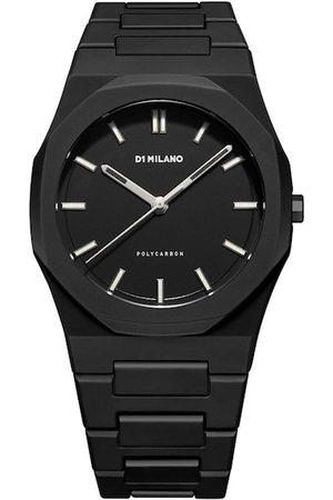 D1 MILANO Men Black Analogue Watch