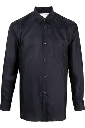 Comme des Garçons Men Long sleeves - Long-sleeve button-up shirt