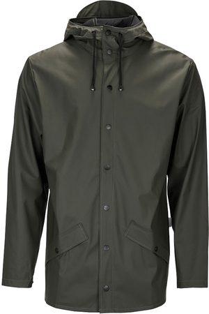 Rains Waterproof Jacket - Khaki