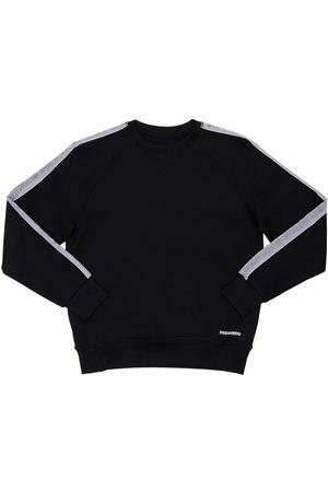 Dsquared2 Cotton Blend Sweatshirt