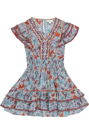 POUPETTE ST BARTH Girls Printed Dresses - Camila floral dress