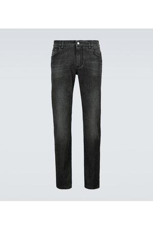 Dolce & Gabbana Men Straight - Straight-leg jeans