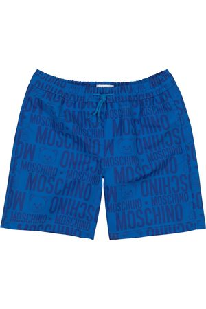 Moschino Logo swimming shorts