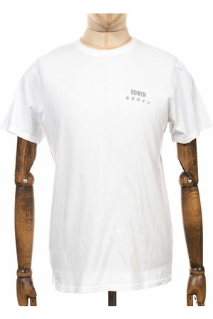 Edwin Jeans Chest Logo Tee