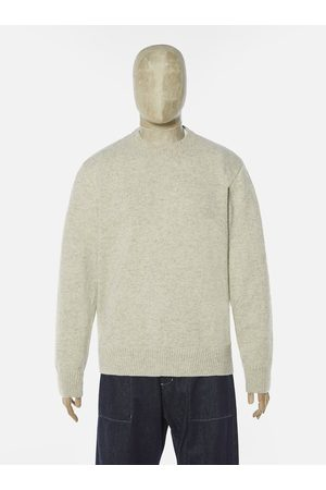 Universal Works Loose Crew Sweater - Natural