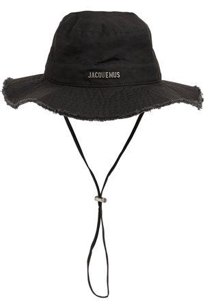 Jacquemus Le Bob Artichaut Canvas Bucket Hat
