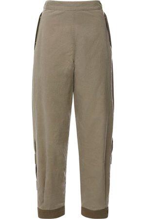 McQ Albion Strap Utility Cotton Twill Pants