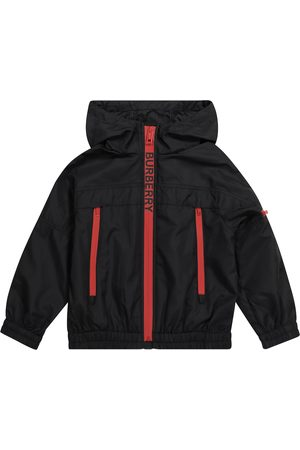 Burberry Boys Jackets - Hooded jacket