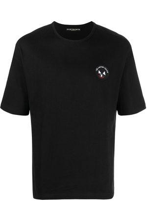 10 CORSO COMO Logo-print crew-neck T-shirt