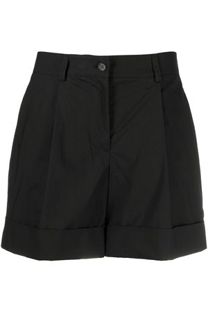 P.a.r.o.s.h. Women Shorts - High-waisted shorts