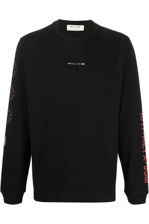 1017 ALYX 9SM Logo embroidered jumper
