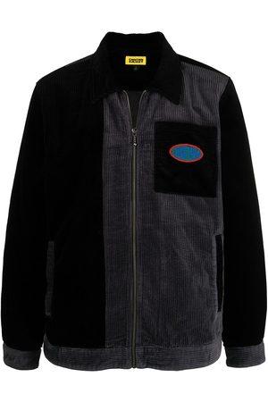 Chinatown Market Men Shirts - Two-tone shirt jacket