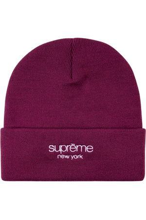 Supreme Radar knitted beanie