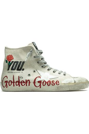 Golden Goose Francy high-top sneakers